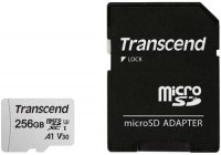 Карта памяти Transcend microSDXC 300S 256GB (TS256GUSD300S-A)