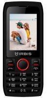 Мобильный телефон Irbis SF54 Black/Red