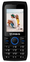 Мобильный телефон Irbis SF54 Black/Blue
