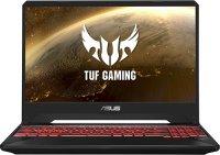 "Игровой ноутбук ASUS TUF Gaming FX505DY-BQ068T (AMD Ryzen 5 3550H 2.1GHz/15.6""/1920х1080/6GB/1TB HDD/AMD Radeon RX 560X/DVD нет/Wi-Fi/Bluetooth/Win 10)"