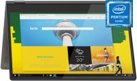 "Ноутбук-трансформер Lenovo Yoga 530-14IKB (81EK019KRU) (Intel Pentium 4415U 1.6GHz/14""/1366х768/4GB/128GB SSD/Intel HD Graphics 610/DVD нет/Wi-Fi/Bluetooth/Win 10)"
