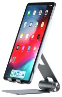 Подставка для планшета Satechi Aluminum Hinge Holder Foldable Stand Space Gray (ST-R1M)