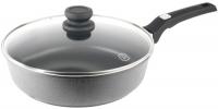 Купить Сотейник с крышкой Rondell, Escurion Grey RDA-1125, 28 см