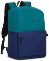 RIVACASE 5560 AQUAMARINE/COBALT BLUE