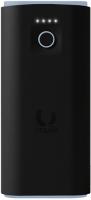 Внешний аккумулятор Utashi X 5000 Black/Light Blue (SBPB-525) фото