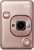 Фотоаппарат моментальной печати Fujifilm Instax Mini LiPlay Blush Gold