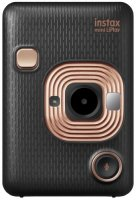 Фотоаппарат моментальной печати Fujifilm Instax Mini LiPlay Elegant Black
