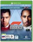 Игра для Xbox One Codemasters F1 2019 Юбилейное издание