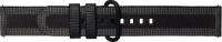 Купить Ремешок Samsung, Braloba Active Textile для Galaxy Watch Active/Watch 42мм Black (GP-XVR500BRABW)