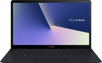 Купить Ноутбук ASUS, ZenBook S UX391FA-AH001R (Intel Core i7 8565U 1.8GHz/13.3 /1920x1080/16GB/512GB SSD/Intel UHD 620/DVD нет/Wi-Fi/Bluetooth/Win 10)