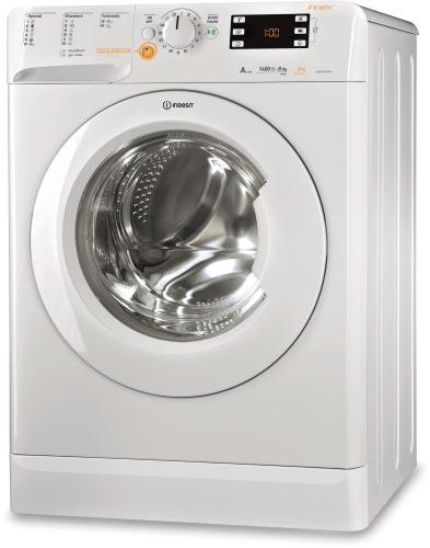 Стиральная машина с сушкой Indesit XWDE 861480X W EU