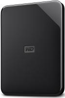Внешний жесткий диск WD Elements SE 1TB Black (WDBTML0010BBK-EEUE) фото