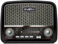 Радиоприемник Sven SRP-555 Black Silver
