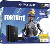 Игровая приставка PlayStation 4 Pro 1TB + Fortnite (CUH-7208B)