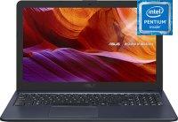 "Ноутбук ASUS VivoBook R543UB-GQ1158T (Intel Pentium Gold 4417U 2.3GHz/15.6""/1366х768/8GB/1TB HDD/nVidia GeForce MX110/DVD нет/Wi-Fi/Bluetooth/Win 10)"