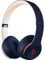 Купить Беспроводные наушники с микрофоном Beats, Solo3 Wireless Club Navy (MV8W2EE/A)
