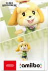 Интерактивная фигурка Nintendo Amiibo: Super Smash Bros. Collection: Isabelle (PUA-NVL-C-AACU-EUR-C4)