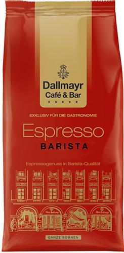 Кофе в зернах Dallmayr Espresso Barista, 1 кг