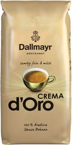 Кофе в зернах Dallmayr Crema d`Oro, 500 г