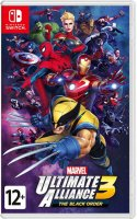 Игра для Nintendo Switch Nintendo Marvel Ultimate Alliance 3: The Black Order