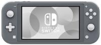 Купить Игровая приставка Nintendo, Switch Lite серый