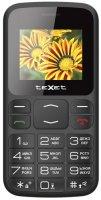 Мобильный телефон teXet TM-B208 Black