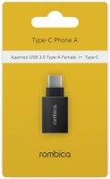 Разветвитель для компьютера Rombica Type-C Phone A (TC-00051)