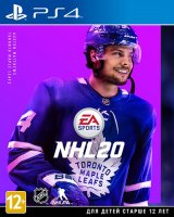 Игра для PS4 EA NHL 20