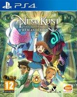 Игра для PS4 Bandai Namco Ni no Kuni: Гнев Белой ведьмы Remastered