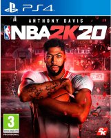 Игра для PS4 Take Two NBA 2K20