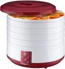 Сушилка для овощей и фруктов Marta MT-1954 Vinous/Garnet