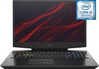 "Игровой ноутбук HP OMEN 17-cb0007ur (6WL43EA) (Intel Core i9-9880H 2.3GHz/17.3""/1920х1080/32GB/512GB SSD+32GB Intel Optane/nVidia GeForce RTX2080/DVD нет/Wi-Fi/Bluetooth/Win 10 Home x64)"