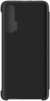 чехол honor smart view flip cover для 20 pro blue 51993394 Чехол Honor Smart View Flip Cover для 20 Pro Black (51993393)