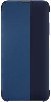 чехол honor smart view flip cover для 20 pro blue 51993394 Чехол Honor Smart View Flip Cover для 20 Pro Blue (51993394)
