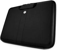 COZISTYLE SMART SLEEVE LEATHER MACBOOK AIR 11/12 BLACK (CLNR1109)  фото