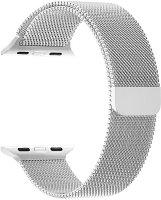 Ремешок LYAMBDA Capella для Apple Watch 38/40mm (DS-APM02-40-WT)