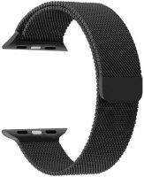 Ремешок LYAMBDA Capella для Apple Watch 42/44mm (DS-APM02-44-BK)