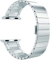 Ремешок LYAMBDA, Canopus для Apple Watch 38/40mm (DS-APG-05-40-SL)  - купить со скидкой