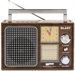 Радиоприемник Blast BPR-912 Brown