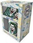 Сувенирный набор Pyramid DC: The Joker HaHaHa кружка + подставка + брелок (GP85148)