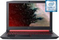 """Игровой ноутбук Acer Nitro 5 AN515-52-75S0 (NH.Q3XER.017) (Intel Core i7-8750H 2.2GHz/15.6""""/1920х1080/16GB/1TB+256GB SSD/NVIDIA GeForce GTX 1060/DVD нет/Wi-Fi/Bluetooth/Linux)"""