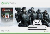 Игровая приставка Microsoft Xbox One S 1TB Gears 5 (234-01030)