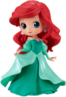 BANPRESTO DISNEY CHARACTERS: ARIEL PRINCESS GREEN DRESS (35684)