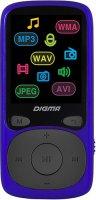 MP3-плеер Digma B4 Blue