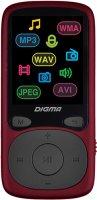 MP3-плеер Digma B4 Red
