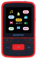 DIGMA T4 BLACK/RED