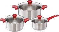 Набор посуды Tefal Jamie Oliver, 6 предметов (H802S674)