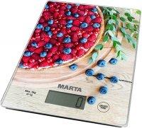 Кухонные весы Marta MT-1634 Ягодный пирог