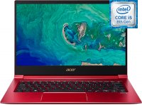 "Ультрабук Acer Swift 3 SF314-55-559U (NX.H5WER.005) (Intel Core i5-8265U 1.6GHz/14""/1920х1080/8GB/256GB SSD/Intel UHD Graphics 620/DVD нет/Wi-Fi/Bluetooth/Win 10)"