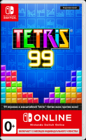 Игра для Nintendo Switch Nintendo Tetris 99 + Big Block DLC + NSO